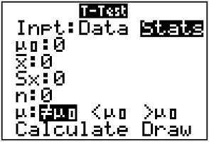 t-test-menu-ti83-or-ti84